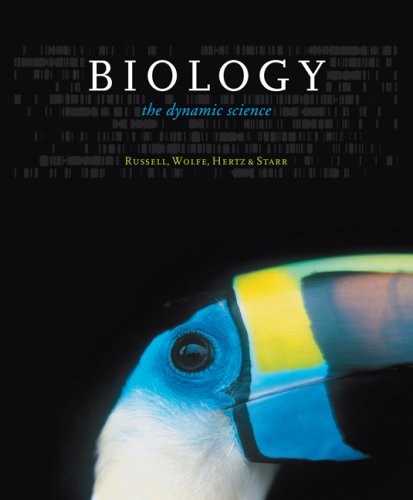 Biology: The Dynamic Science: Russell, Wolfe, Hertz & Starr
