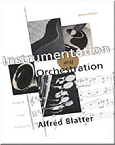 9780534251871: Instrumentation and Orchestration