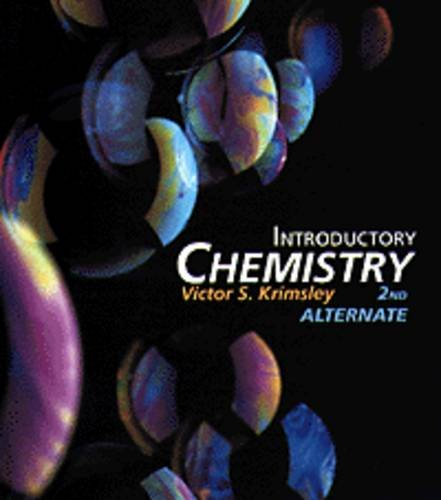 9780534253158: Introductory Chemistry