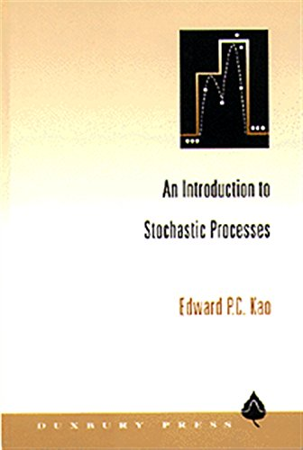 An Introduction to Stochastic Processes: Kao, Edward P. C.