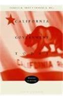 9780534259983: California Government Today: Politics of Reform