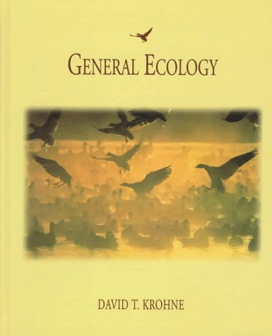 General Ecology (Mapping Social Psychology Series): David T. Krohne