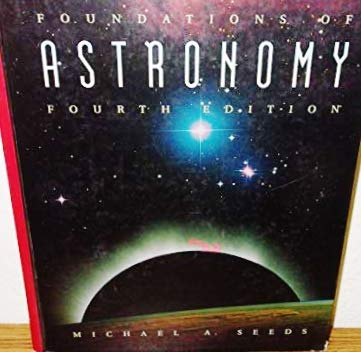 9780534260286: Foundations of Astronomy