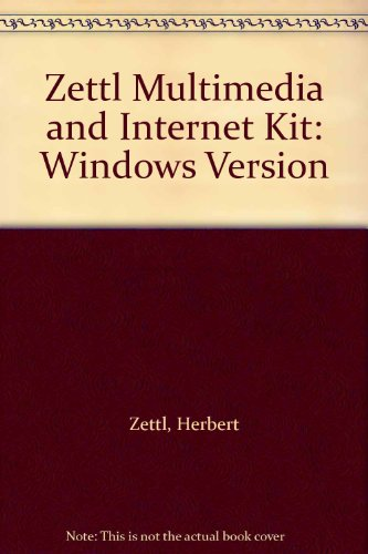 9780534260668: Multimedia and Internet Kit - Windows for Television Production Handbook