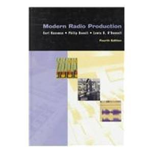 Modern Radio Production: Carl Hausman, Philip