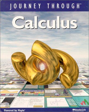 9780534262204: Journey Through Calculus: Boxed Version (Mathematics Series)