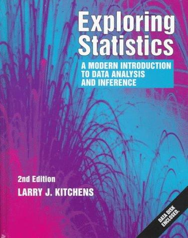 Exploring Statistics: Larry J. Kitchens