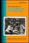 9780534263829: Introduction to Therapeutic Counseling