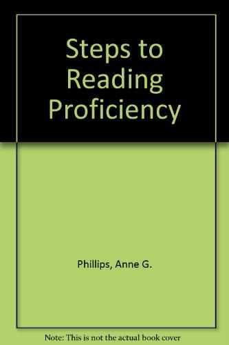 9780534264123: Steps to Reading Proficiency