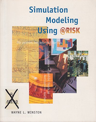9780534264956: Simulation Modeling Using  Risk