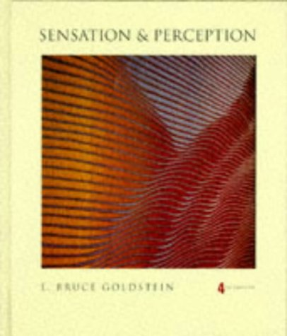 9780534266226: Sensation and Perception