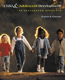 9780534266370: Child and Adolescent Development: An Integrated Approach (High School/Retail Version)