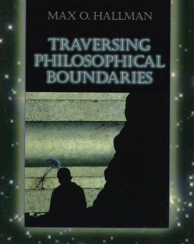 9780534267063: Traversing Philosophical Boundaries