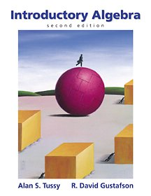 9780534272623: Introductory Algebra (with CD-ROM, BCA Tutorial, TLE Student Guide, BCA Student Guide, and InfoTrac)