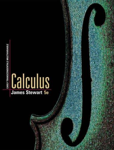 9780534274160: Multivariable Calculus