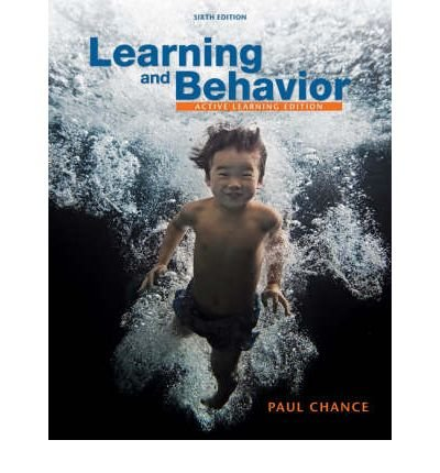 9780534338480: Learning and Behaviour