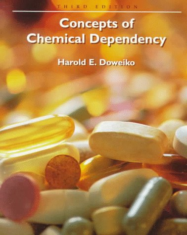 9780534339043: Concepts of Chemical Dependency (Counseling)