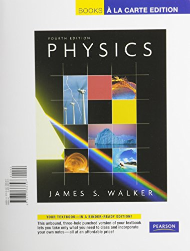 9780534339869: Physics: Calculus : Student Solutions Manual