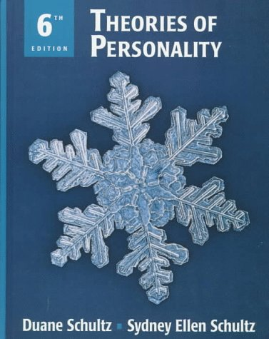 9780534341190: Theories of Personality (Psychology)