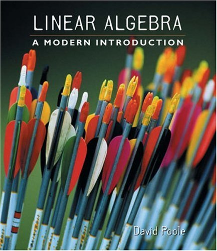 9780534341749: Linear Algebra: A Modern Introduction (Available Titles CengageNOW)