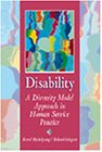 9780534344948: Disability: A Diversity Model Approach in Human Service Practice (Counseling Diverse Populations)