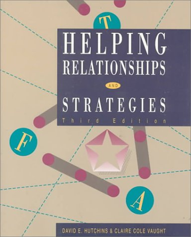 9780534345266: Helping Relationships and Strategies