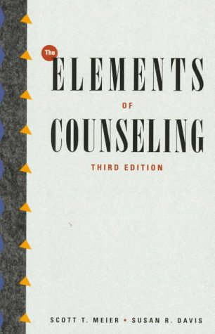 9780534345471: Elements of Counseling (Brooks/Cole Series in Counseling and Human Services)