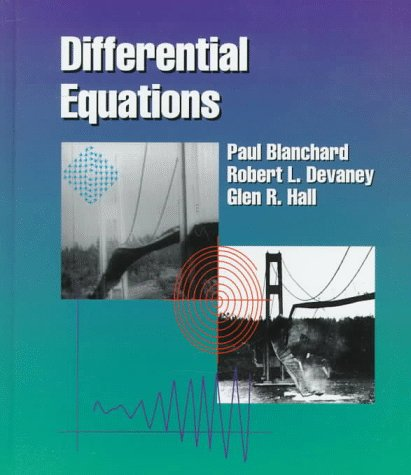 robert l devaney glen r hall and paul blanchard abebooks rh abebooks com differential equations solution manual blanchard devaney differential equations solution manual blanchard devaney