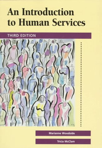 9780534347833: An Introduction to Human Services