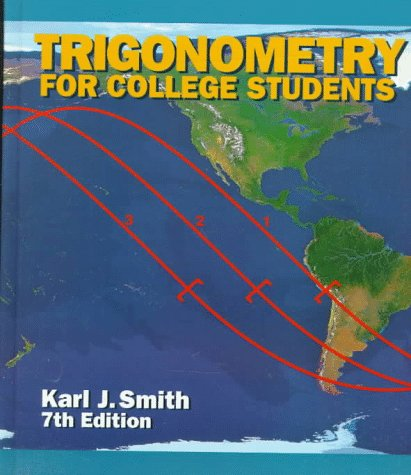 9780534348076: Trigonometry for College Students