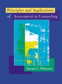 9780534348496: Principles and Applications of Assessment in Counseling
