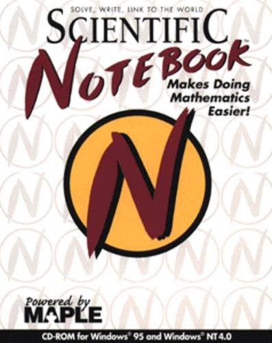 9780534348649: Scientific Notebook for Windows 95 and Windows Nt 4.0