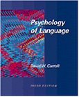 9780534349738: Psychology of Language