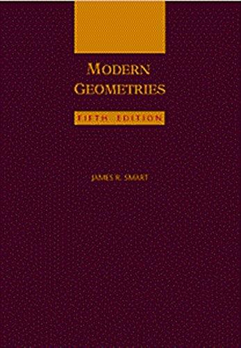 9780534351885: Modern Geometries