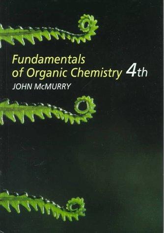 9780534352158: Fundamentals of Organic Chemistry (Non-InfoTrac Version)