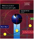 9780534352639: Precalculus: Functions and Graphs