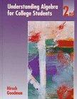 Understanding Algebra for College Students (0534353053) by Hirsch, Lewis R.; Goodman, Arthur
