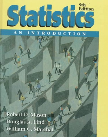 9780534353797: Statistics: An Introduction
