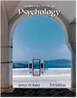 9780534355784: Introduction to Psychology