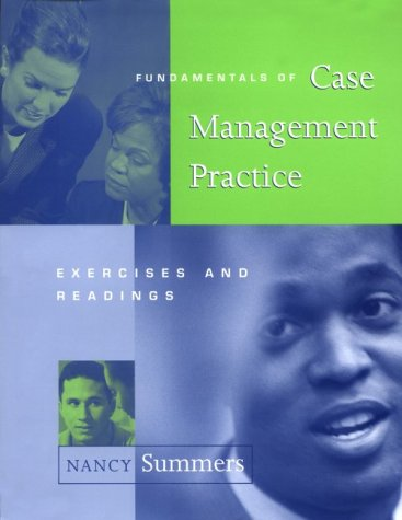 9780534355944: Fundamentals of Case Management Practice: Exercises and Readings