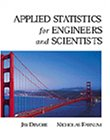 9780534356019: Applied Statistics for Engineers and Scientists