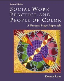 9780534356392: Social Work Practice and People of Color: A Process Stage Approach