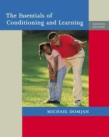 the features of conditioning and learning Experiments by behaviorists identify conditioning as a universal learning process there are two different types of conditioning, each yielding a different behavioral pattern: there are two different types of conditioning, each yielding a different behavioral pattern.
