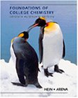 9780534357504: Foundations of College Chemistry