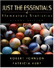 9780534357795: Just the Essentials of Elementary Statistics with CDRom