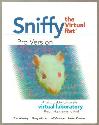Sniffy, the Virtual Rat, Pro Version (0534358659) by Greg Wilson; Jeff Graham; Lester Krames; Tom Alloway