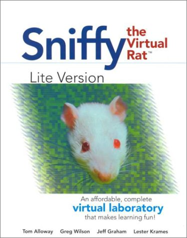 Sniffy the Virtual Rat, Lite Version (0534358691) by Greg Wilson; Jeff Graham; Tom Alloway