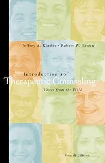 9780534358785: Introduction to Therapeutic Counseling: Voices from the Field