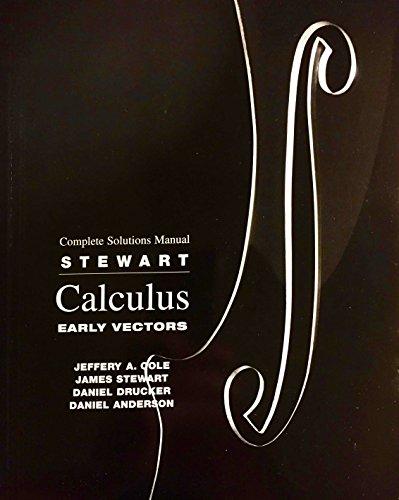 9780534359461: Csm Calc Early Vectors