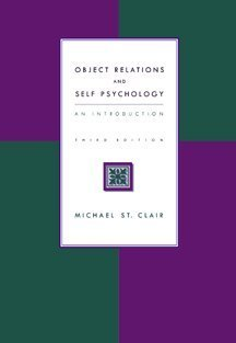9780534362805: Object Relations and Self Psychology: An Introduction